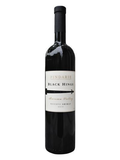 2017 澳洲紅酒 BLACK HINGE RESERVE SHIRAZ (知名酒評家  James Halliday 97分)