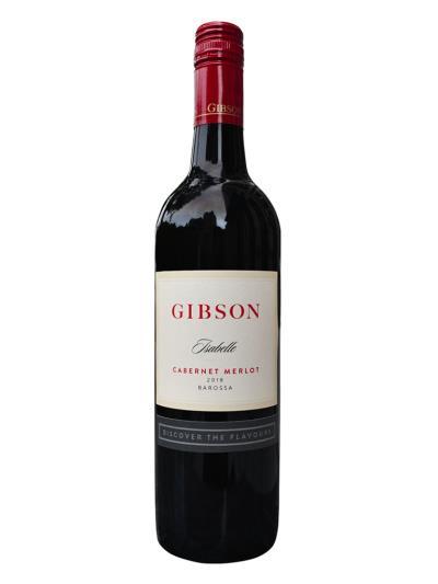 """2018 澳洲紅酒 Gibson Isabelle Cabernet Merlot (知名葡萄酒網站""""葡萄酒軌道""""Wine Orbit 94分)"""