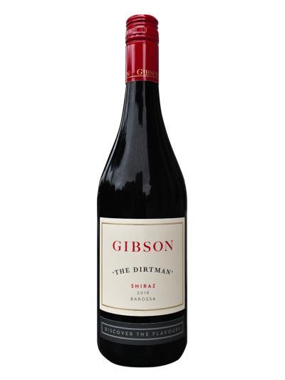 2019 澳洲紅酒 Gibson THE DIRTMAN Shiraz (澳洲知名葡萄酒評鑑家 James Halliday 94分)
