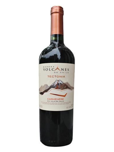 2019 智利紅酒 TECTONIA CARMÉNÈRE