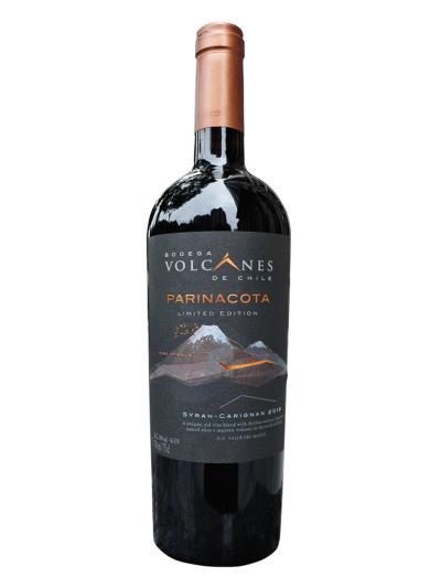 2018 智利紅酒 PARINACOTA SYRAH – CARIGNAN (智利葡萄酒年鑑   Descorchados  94分)