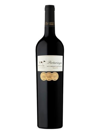 2017 澳洲紅酒 Pertaringa Rifle & Hunt Cabernet Sauvignon (紐西蘭權威酒評雜誌  Winestate Magazine  五顆星)