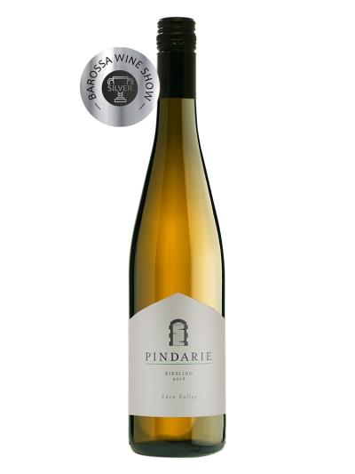 2017 澳洲白葡萄酒 Eden Valley RIESLING (Barossa Wine Show  銀獎)