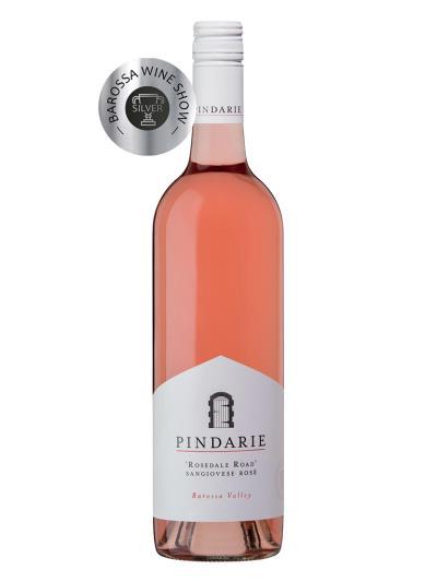 2017 澳洲粉紅酒 ROSEDALE ROAD ROSE (2018 Barossa Wine Show   銀獎)