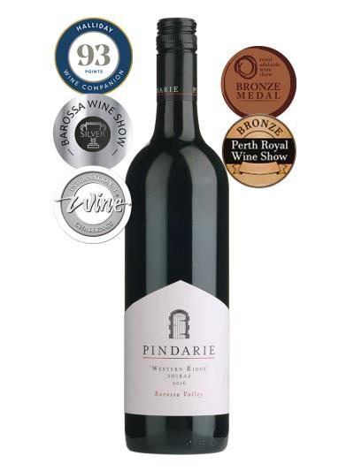 2016 澳洲紅酒 WESTERN RIDGE SHIRAZ (國際葡萄酒競賽 2018 International Wine Challenge 銀牌)