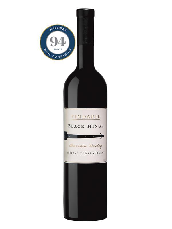 2015 澳洲紅酒 BLACK HINGE RESERVE TEMPRANILLO (2017 Alternative Varieties Australian Wine Show  金獎)