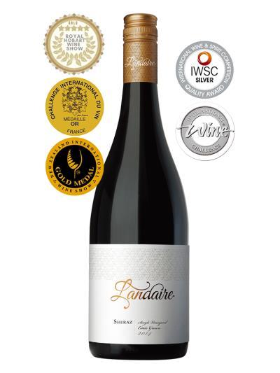 2014 澳洲紅酒 SHIRAZ (International Wine and Spirit Competition 2017 銀獎)