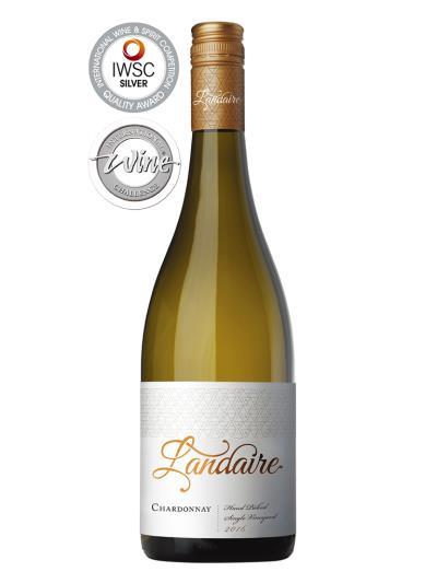 2016 澳洲白酒 CHARDONNAY (國際葡萄酒競賽  International Wine Challenge  銀牌)