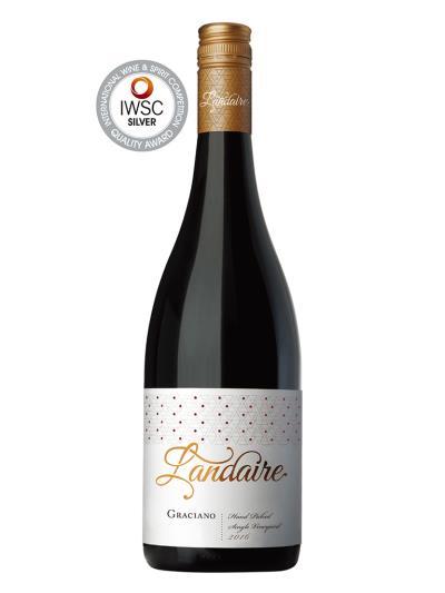 2016 澳洲紅酒 GRACIANO (國際葡萄酒暨烈酒大賽 International Wine and Spirit Competition 銀牌)