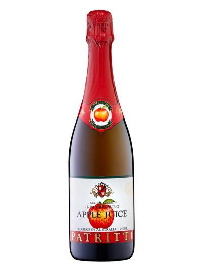 2021 澳洲氣泡蘋果汁 PATRITTI Sparkling Apple Juice