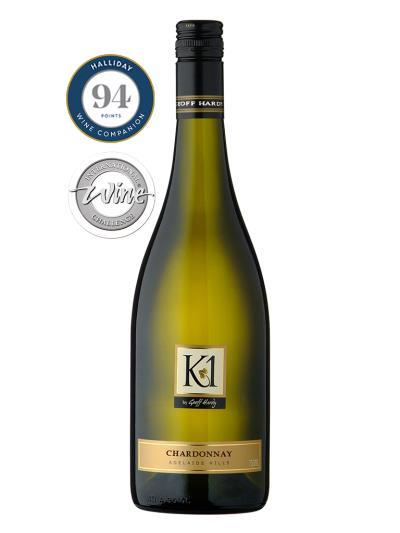 2009 澳洲白酒 K1 by Geoff Hardy CHARDONNAY (International Wine Challenge (London) 2011  銀牌)