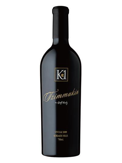 2009 澳洲紅酒 K1 Adelaide Hills Tzimmukin (2015 TWS-BIWA  50 Best Italian Wines)