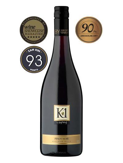 2016 澳洲紅酒 K1 PINOT NOIR (2018  James Suckling 90分)