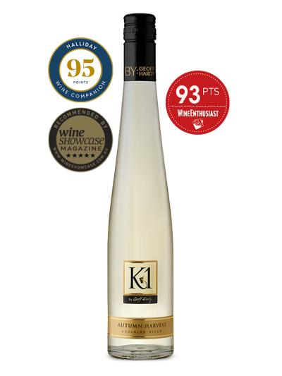 2017 澳洲白酒 K1 AUTUMN HARVEST (2020  James Halliday Wine Companion  95分 )