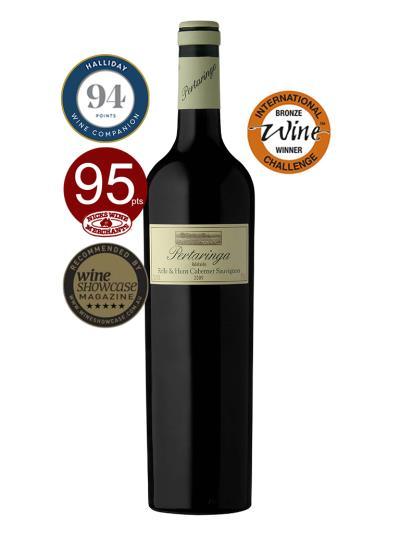 2009 澳洲紅酒 Pertaringa Rifle & Hunt Cabernet Sauvignon (紐西蘭權威酒評雜誌 Winestate Magazine  五顆星)