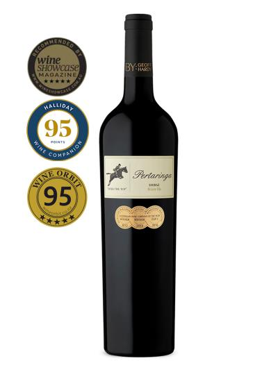 2017 澳洲紅酒 PERTARINGA Over The Top SHIRAZ (澳洲知名葡萄酒評論家 James Halliday  95分)