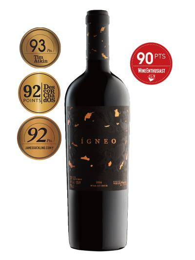 2014 智利紅酒 IGNEO PETITE SIRAH-PETIT VERDOT (2019 國際葡萄酒大賽  International Wine Challenge   銀賞 )