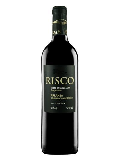 2011 西班牙紅葡萄酒 RISCO TINTO CRIANZA