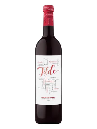 2016 西班牙紅葡萄酒 Tílde Roble