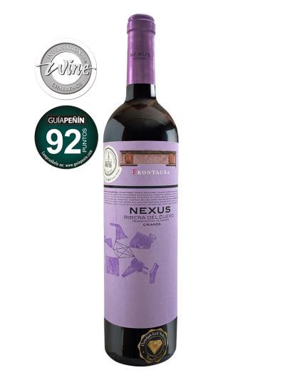 2011 西班牙紅葡萄酒 NEXUS Crianza(國際葡萄酒品評賽  International Wine Challenge  銀牌 )