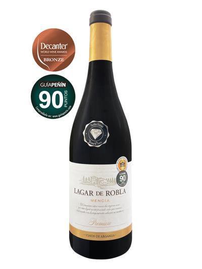 2013 西班牙紅葡萄酒   LAGAR DE ROBLA Premium (西班牙知名葡萄酒評論雜誌  Guia Penin Wine Guide  90分)
