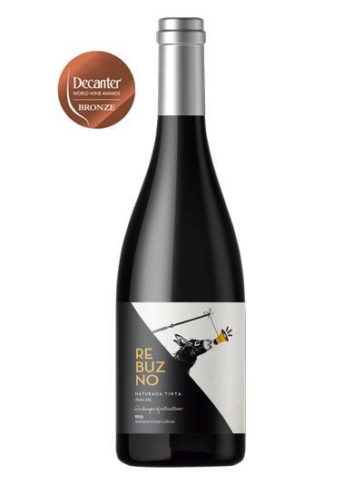 2016 西班牙紅酒 Rebuzno (品醇客世界葡萄酒大賞  Decanter World Wine Awards   銅牌)