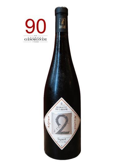 2010 法國紅酒 Domaine de Cabasse D'EUX (獲獎評鑑:加拿大著名葡萄酒作家  Anthony Gismondi  90分)
