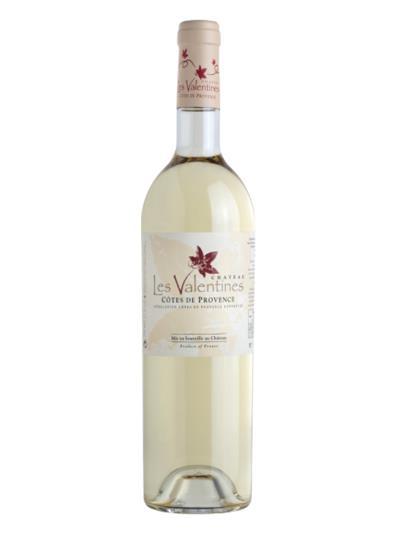 2016 法國白酒 Chateau Les Valentines Blanc La Lond