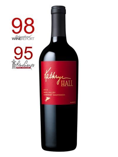 """2014 美國紅酒 """"Kathryn Hall"""" Napa Valley Cabernet Sauvignon (International Wine Report  98分)"""