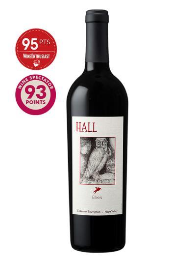 2014 美國紅酒  Ellie's Cabernet Sauvignon (Wine Enthusiast   葡萄酒愛好者雜誌  94分)