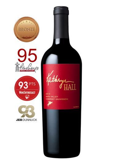 "2015 美國紅酒   ""Kathryn Hall"" Napa Valley Cabernet Sauvignon (Robert Parker Wine Advocate   葡萄酒權威雜誌評鑑  95分)"