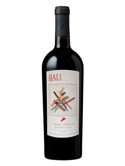 """2015 美國紅酒 HALL """"T Bar T Ranch"""" Cabernet Sauvignon"""