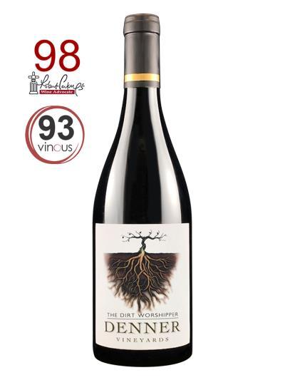 2013 美國紅酒   DIRT WORSHIPPER (知名葡萄酒評鑑家 Robert Parker 95~98分)