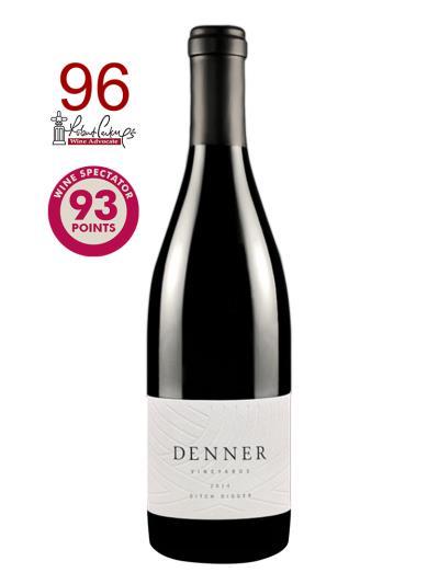 """2014 美國紅酒   DITCH DIGGER  (葡萄酒評鑑雜誌""""葡萄酒觀察家""""Wine Spectator  93分)"""