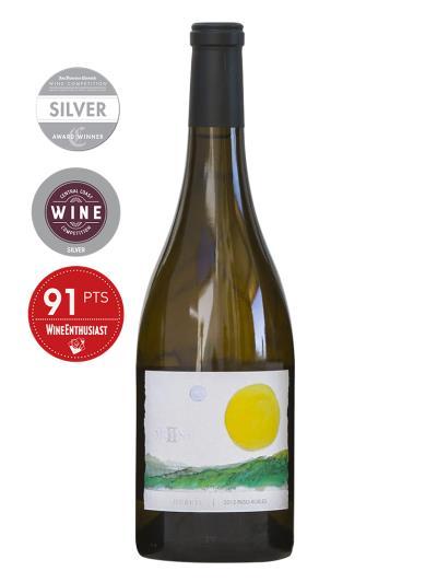 """2012 美國白酒   HUBRIS (知名葡萄酒評論雜誌""""葡萄酒愛好者""""Wine Enthusiast   91分)"""