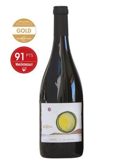 """2011 美國紅酒   ANGST (知名葡萄酒評論雜誌""""葡萄酒愛好者""""Wine Enthusiast   91分)"""