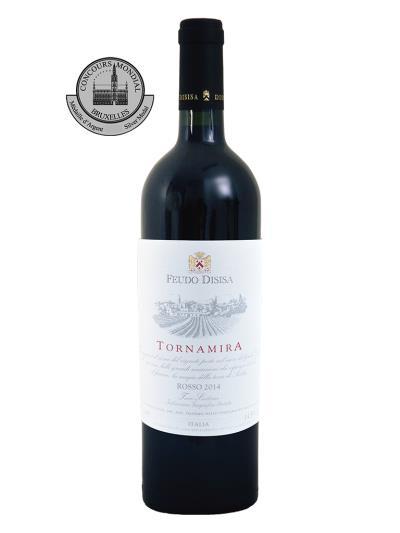 2014 義大利紅酒 Tornamira  Sicilia IGT (布魯塞爾國際葡萄酒大賽Concours Mondial de Bruxelles-銀牌)