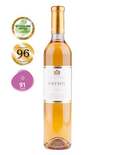 2017 義大利白酒 KRYSOS - Vendemmia Tardiva D.O.C. (義大利重量級酒評專家   Luca Maroni  96分)
