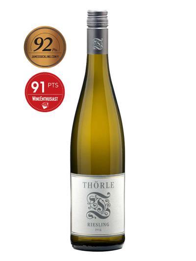 2016 德國白酒 RIESLING TROCKEN (葡萄酒愛好者雜誌 Wine Enthusiast 91分)