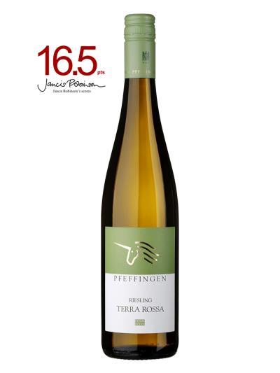 2019 德國白酒 Ungsteiner Terra Rossa Riesling trocken (英國葡萄酒鑑定家 Jancis Robinson 16.5 / 20)