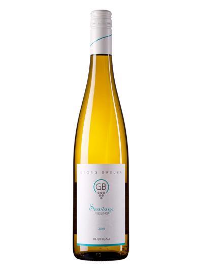 2019 德國白酒 RHEINGAU  GB SAUVAGE-RIESLING