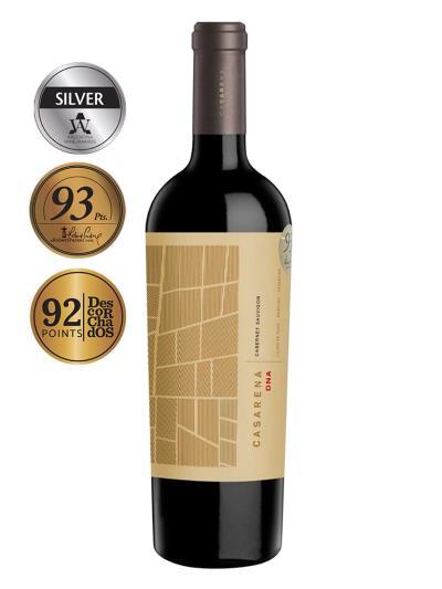 """2013   阿根廷紅酒   CASARENA DNA CABERNET SAUVIGNON (知名葡萄酒評論雜誌""""葡萄酒倡導家""""Wines Advocate   93分)"""