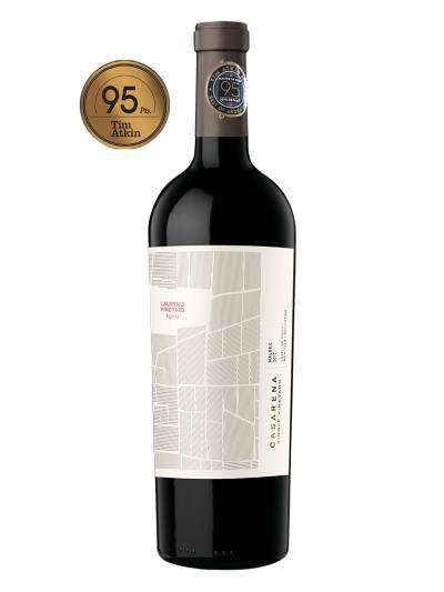 2017   阿根廷紅酒  S.V. Lauren's Vineyard MALBEC (英國葡萄酒大師Tim Atkin MW  95分)