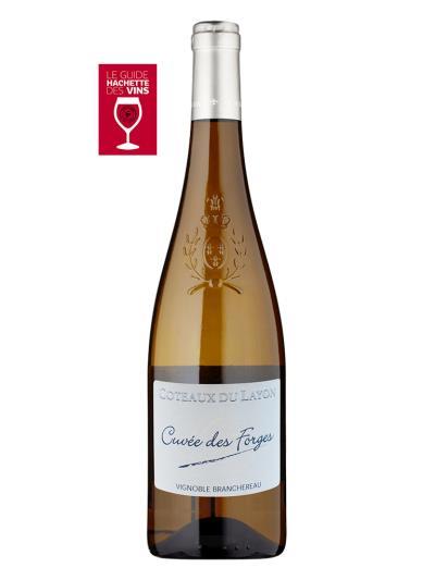 2013 法國白酒   Coteaux du Layon Cuvee des Forges (樺榭葡萄酒指南  Le Guide Hachette des Vins - Cite)