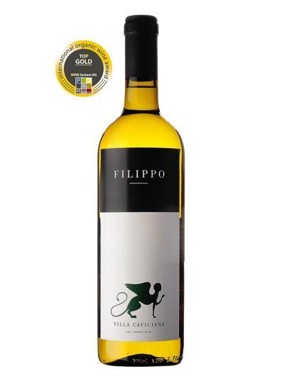 2014 義大利白酒 FILIPPO IGT Lazio Bianco (國際有機葡萄酒大賽 International Organic Wine Award  93分 金賞)