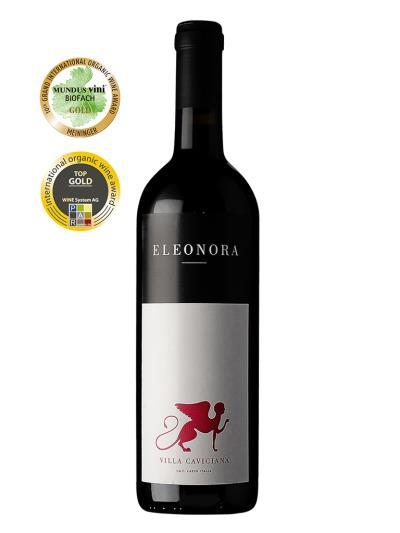 2012 義大利紅酒 ELEONORA Rosso Lazio IGT (國際有機葡萄酒大賽 96分 金賞)