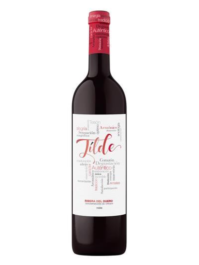 2018 西班牙紅酒 Tílde Roble
