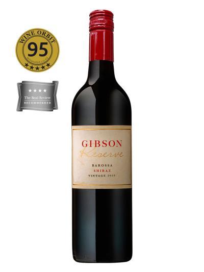 2018 澳洲紅酒 Gibson Reserve Shiraz (澳洲獨立酒評網站 The Real Review   銀牌)