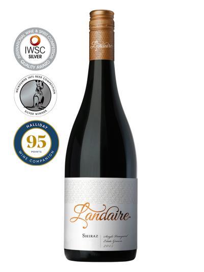 2015 澳洲紅酒 SHIRAZ  (澳洲知名葡萄酒評論家 James Halliday  95分)