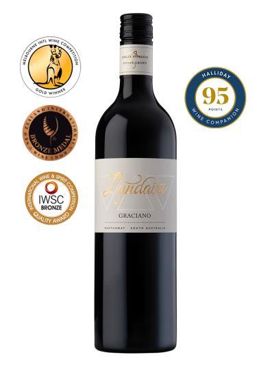 2017 澳洲紅酒 GRACIANO (澳洲知名葡萄酒評論家 James Halliday  95分)